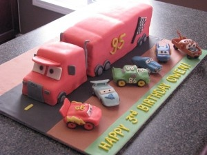 Cake Decorating Classes Kitchener : mack cake!