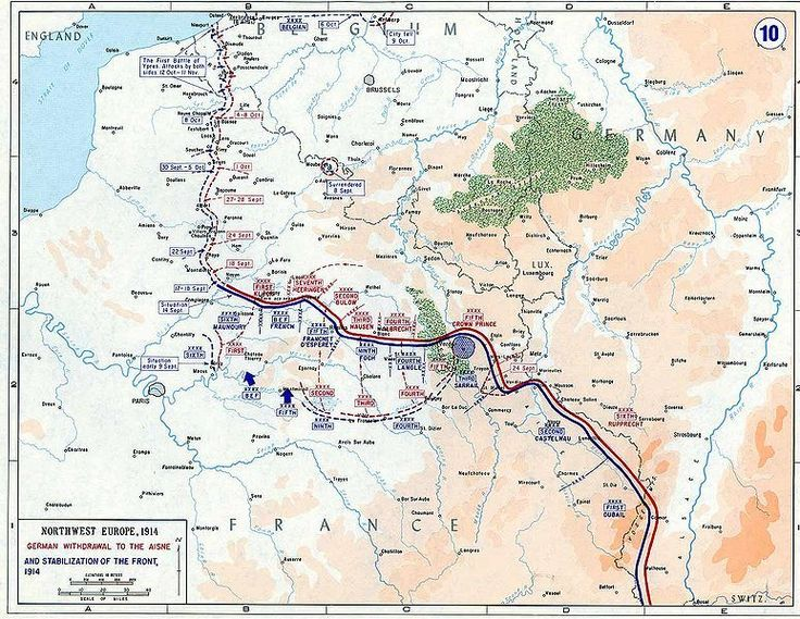 Best WWI Maps Images On Pinterest Wwi Maps And Cartography - Us front map