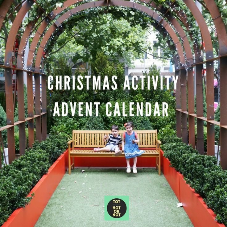The TOT: HOT OR NOT Melbourne Christmas Activity Advent Calendar http://tothotornot.com/2016/11/melbourne-christmas-activity-advent-calendar/