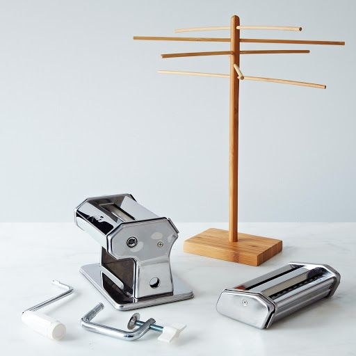 Pasta Machine & Drying Rack on Provisions by Food52