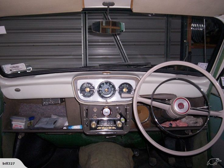 Humber 80 1957