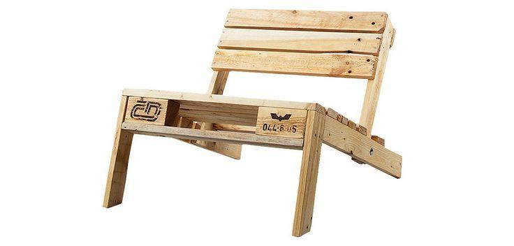 Paletten stuhl natur von kimidori monoqi to do pinterest chairs chic and natural - Paletten stuhl ...