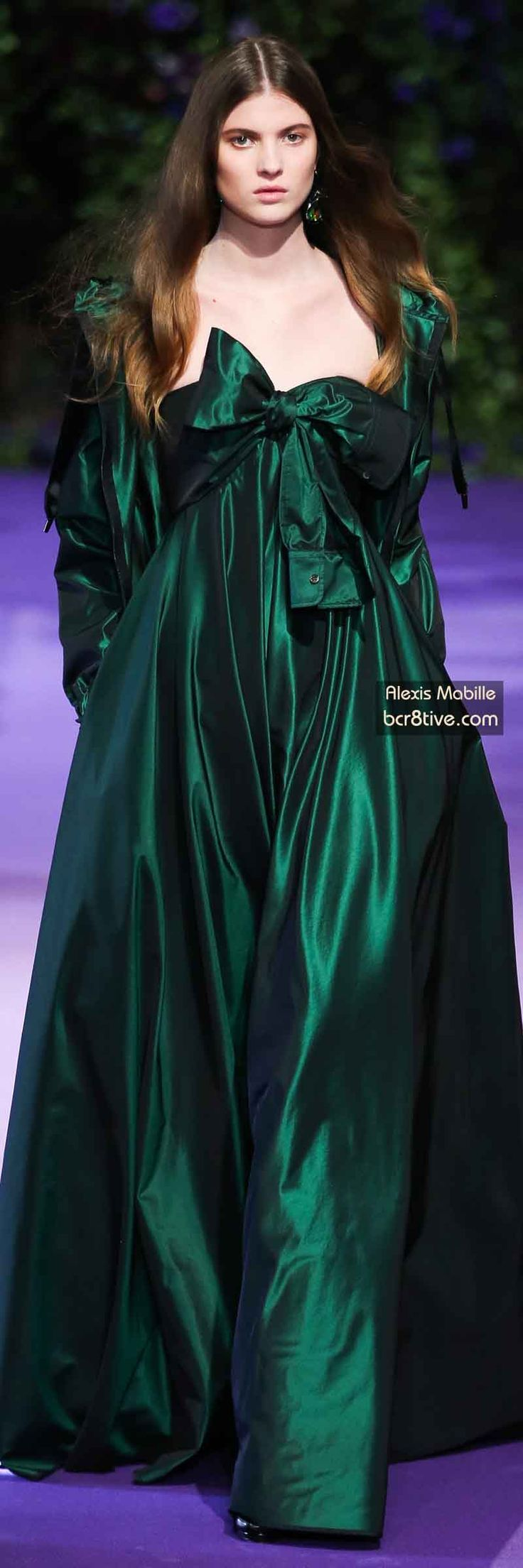 The Best Gowns of Fall 2014 Fashion Week International: Alexis Mabille FW 2014 #ParisFashionWeek