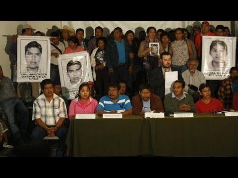 Familias de estudiantes desaparecidos y el balance después de reunión co... http://pl.tqllo.com/1p9Dogo