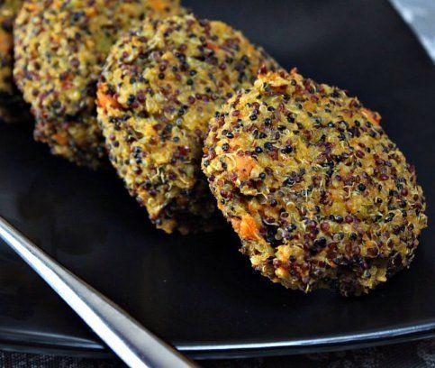 Quinoa And Sweet Potato Cakes Recipes — Dishmaps