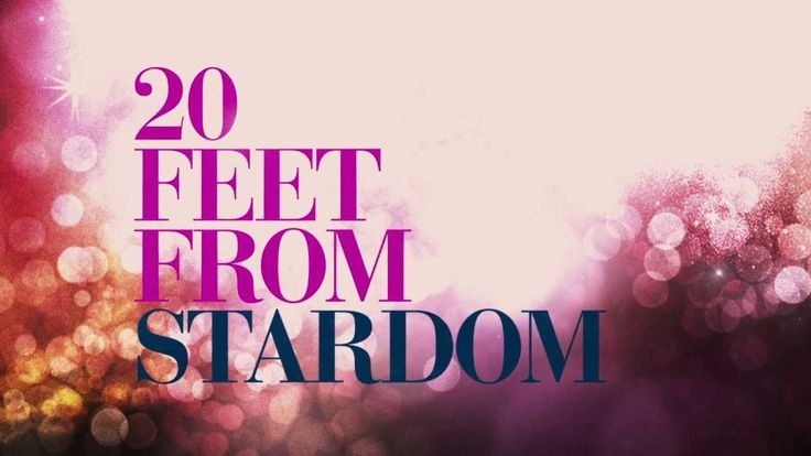 TWENTY FEET FROM STARDOM - Official Trailer Director Morgan Neville profiles the stories of triumph, defeat and resilience of the hidden backup singers behind and along side famous bands.
