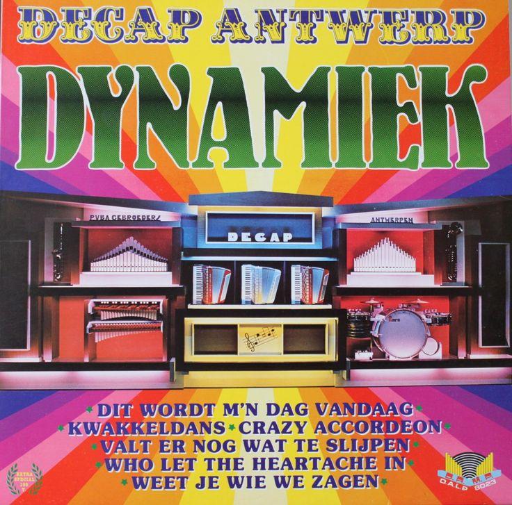 Decap Antwerp - Nostalgie