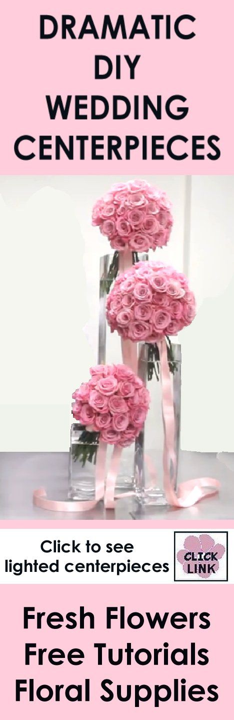 Best how to make a centerpiece images on pinterest