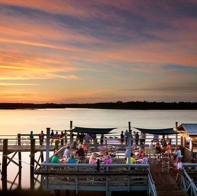 Best Seafood dives in South Carolina