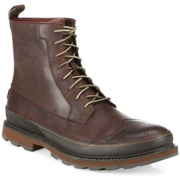 Best 25 Sorel Mens Boots Ideas Only On Pinterest