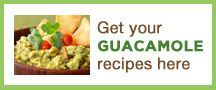 Get your Guacamole Recipes Here
