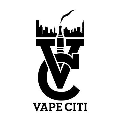 vape graphic and letter combo