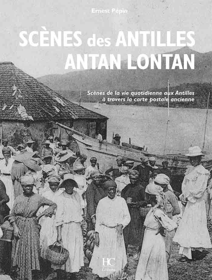 scènes des Antilles  antan lontan