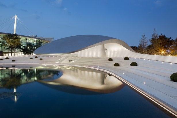 Porsche Pavilion - Wolfsburg, Germany
