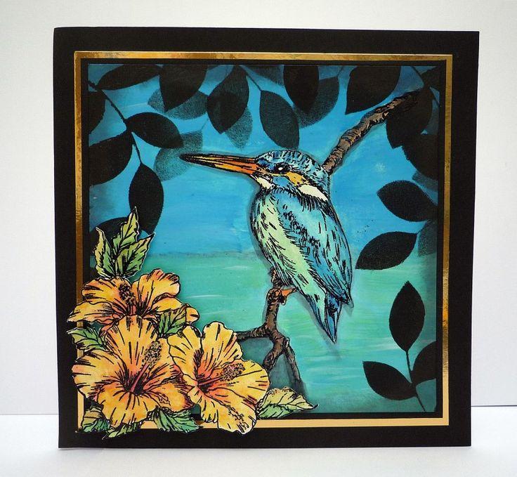 Sheena Douglass Temptingly Tropical #Crafting #Hobbies #Arts #Hochanda #Crafts #Hobby #Art #lifestyle #CraftersCompanion - www.hochanda.com