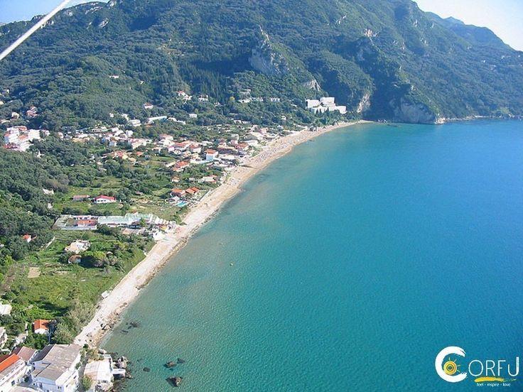 Παραλία Άγιος Γόρδιος: Ο Άγιος Γόρδιος ή Άη Γόρδης είναι μία από τις πιο δημοφιλείς παραλίες με άμμο στη Κέρκυρα. Πήρε το όνομα της από την ομώνυμη εκκλησία του Αγίου Γο...