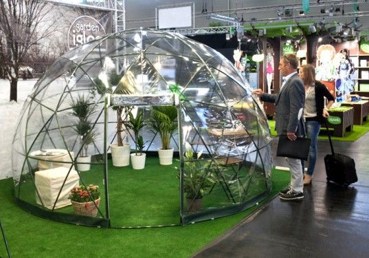 die besten 25 garden igloo ideen auf pinterest pop up. Black Bedroom Furniture Sets. Home Design Ideas