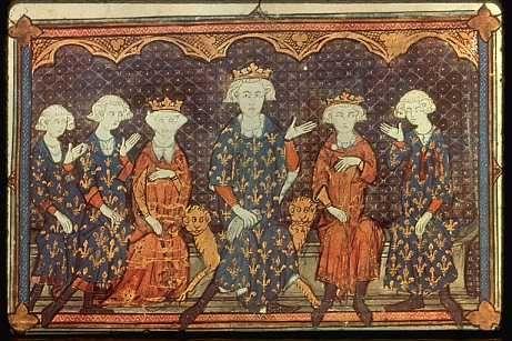 philippe le bel  | Philippe le Bel et les rois maudits | L'Histoire de France