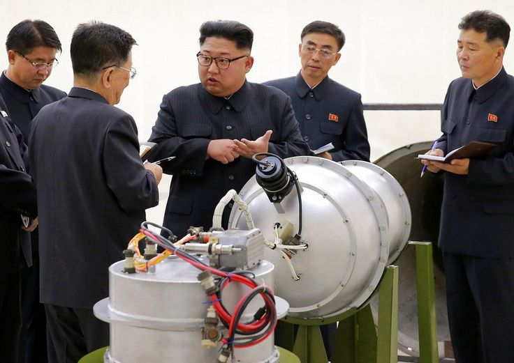 Photo of North Korea says rockets to U.S. 'inevitable' after Trump dubs Kim 'rocket man'
