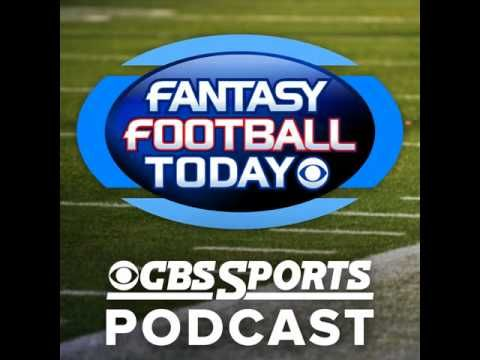 Fantasy Football Podcast 07/28/17: Who We're Excited About; Fill in the Blank