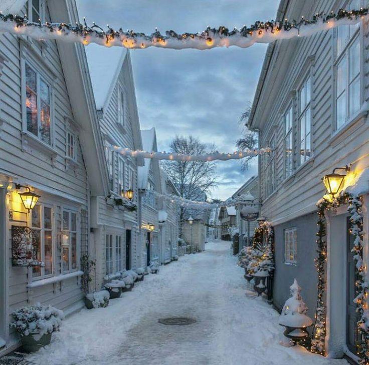 Nodsjovegen, Norwegia
