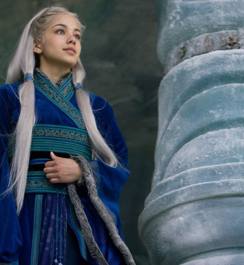 Moon In Avatar Movie: 17 Best Images About Fantasy Characters With White Hair On