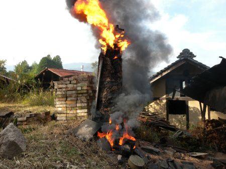 Carbon footprint for wood firers. | Togeii's Weblog