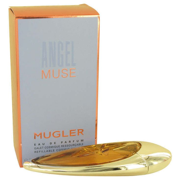 Angel Muse by Thierry Mugler 1.7oz Eau De Parfum Spray 50ml Refillable Women NIB #ThierryMugler