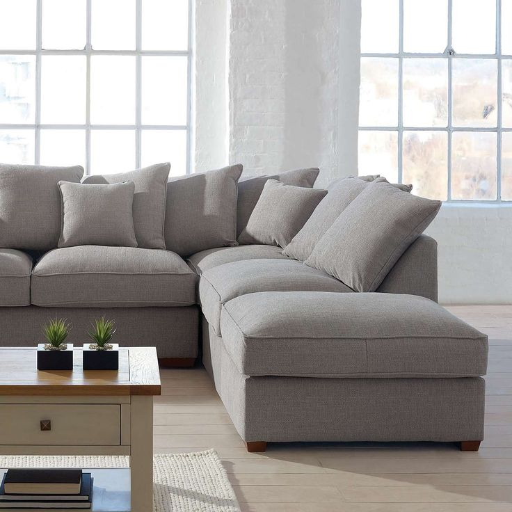 Corner Sofa Room Designs: Grosvenor Scatter Back Corner Sofa