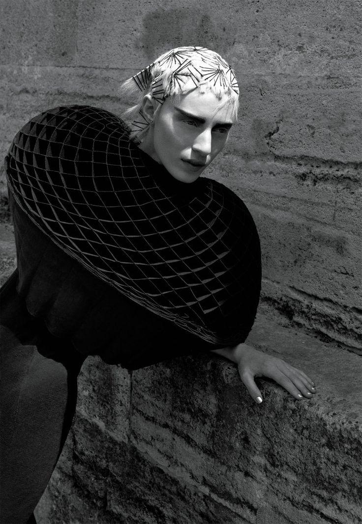 Pic credits: Julia Nobis by Graig McDean for W MAGAZI …