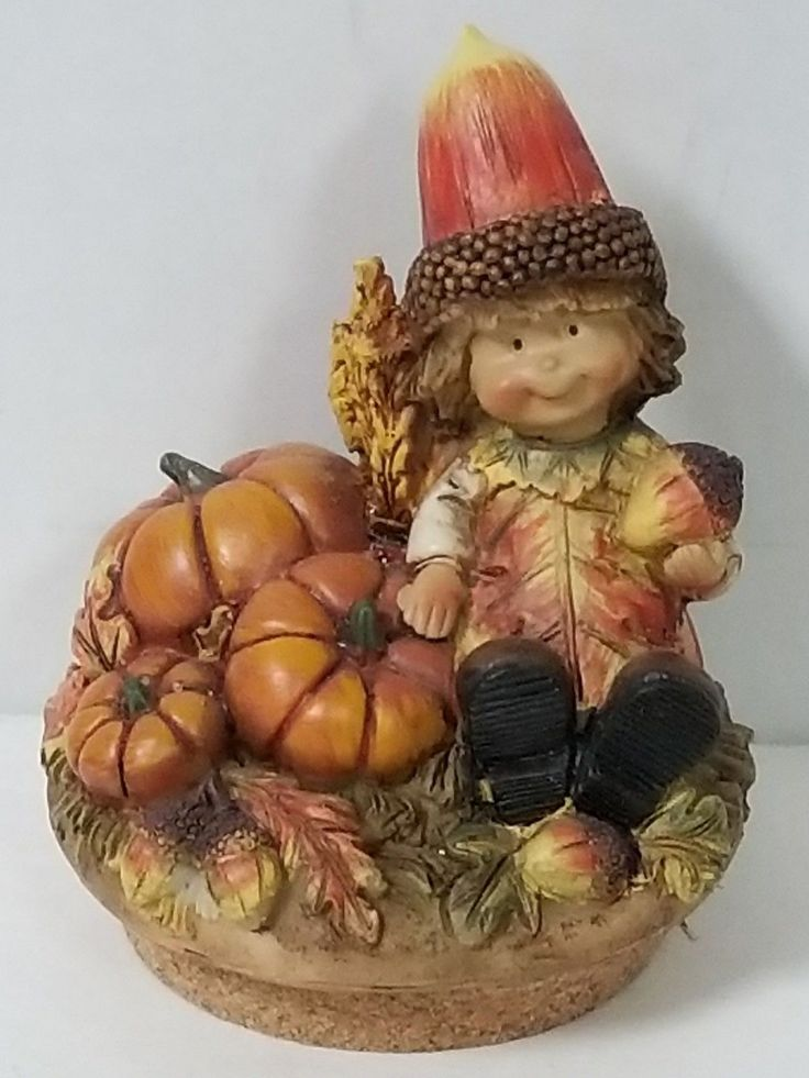 Yankee Candle Fall Autumn Nut Baby Jar Topper New! | eBay