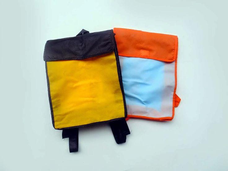 Tas model Ransel untuk anak TK.