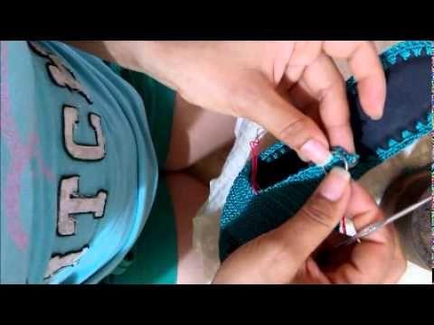 SANDALIA CAPELLADA TURQUESA 2/2 - YouTube