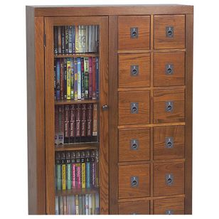 Traditional Media Cabinets by Cymax