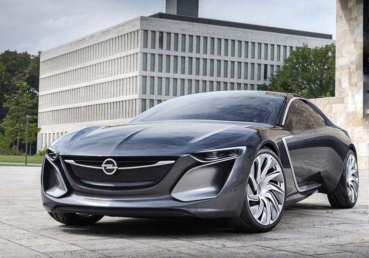 Opel Monza 2017
