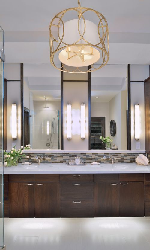 top 10 bathroom design trends guaranteed to freshen up your home vanities cabinets and. Black Bedroom Furniture Sets. Home Design Ideas