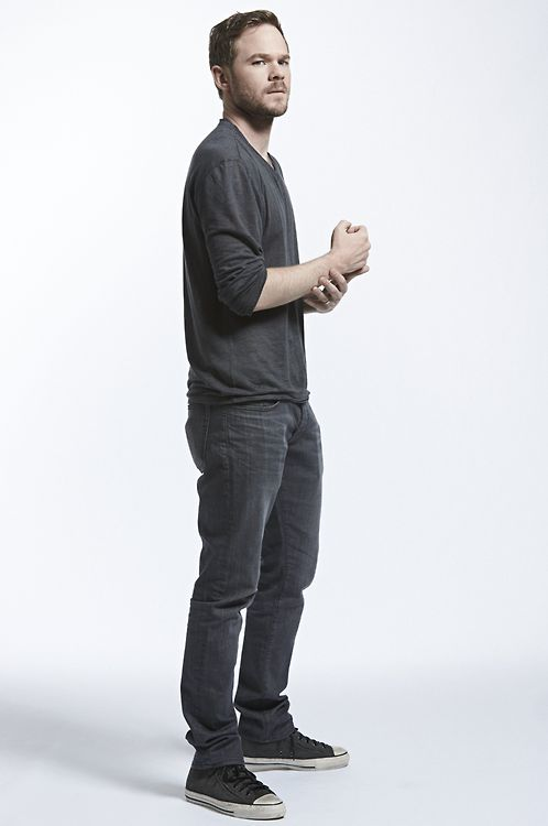 Shawn Ashmore, promotional photo shoot for The Following Season 2.