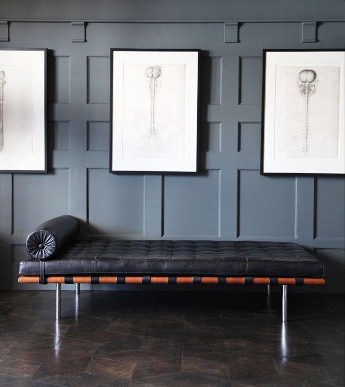 Ludwig Mies van der Rohe Barcelona Daybed | BLACKMAN CRUZ