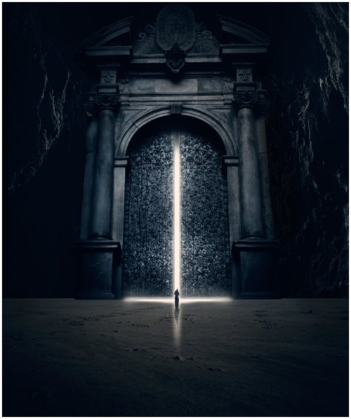 gateway: The Doors, Big Doors, Fantasy Doorway, Doors Temples, Fantasy Gates, Temples Lights, Hells Gates, Gates Doors, Frestro79 Deviantart Com