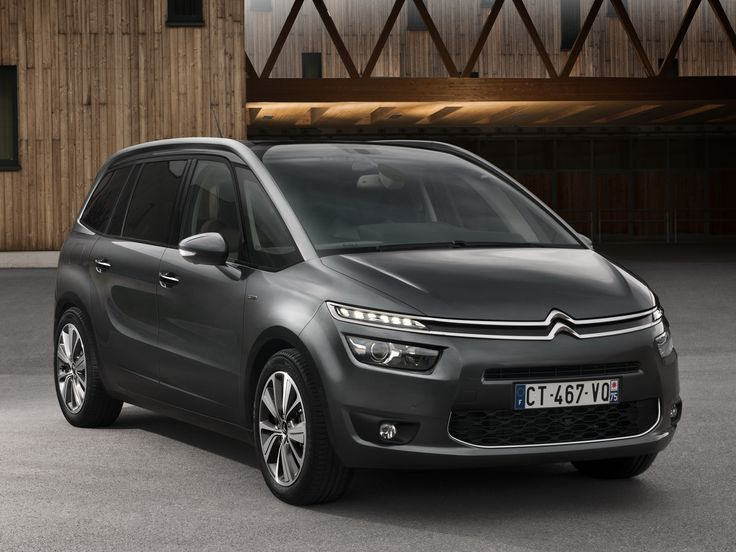 #Citroen #C4GrandPicasso #Dynamic #Spacious #Family #Brilliant