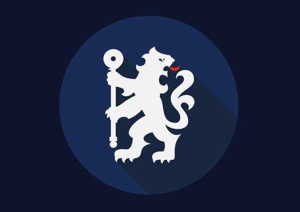 The Lion - Chelsea FC by Pukar Shrestha, via Behance