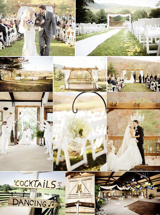 Dahlonega wedding, Wedding venue North Mountain