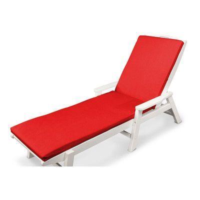 Ateeva Outdoor Sunbrella Chaise Lounge Cushion