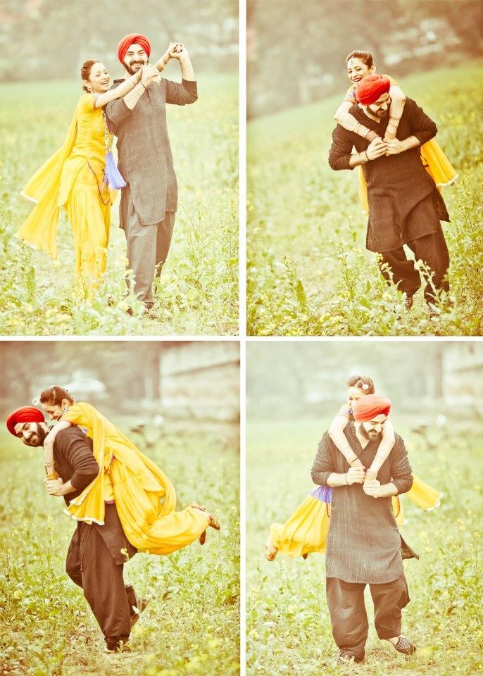 PRE WEDDING SHOOT — PUNEET & malik