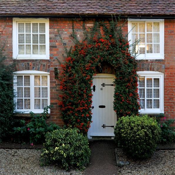 Sussex Cottage Front Door By Artspics_1, Via Flickr