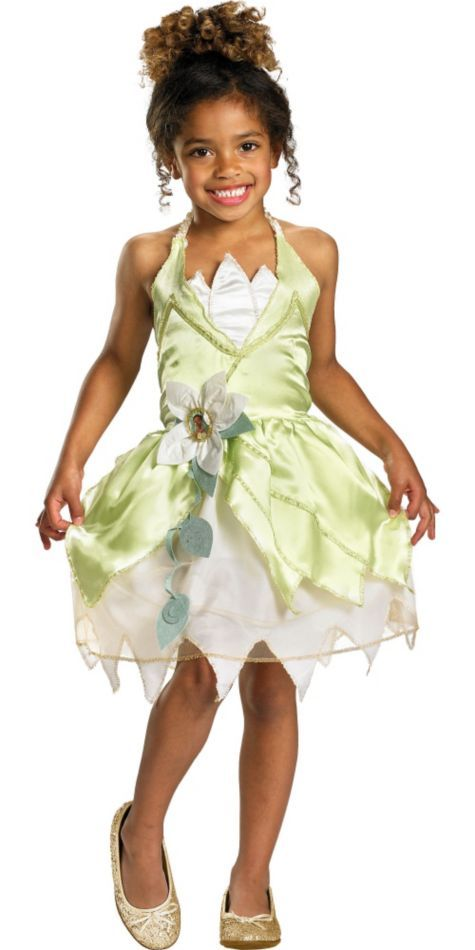 princess tiana costume for girls party city - Halloween Princess Costumes For Toddlers
