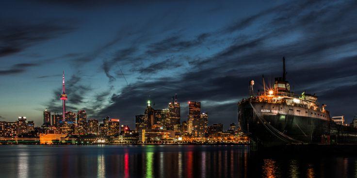 Algoma Quebecois  Port Lands, Toronto, Ontario