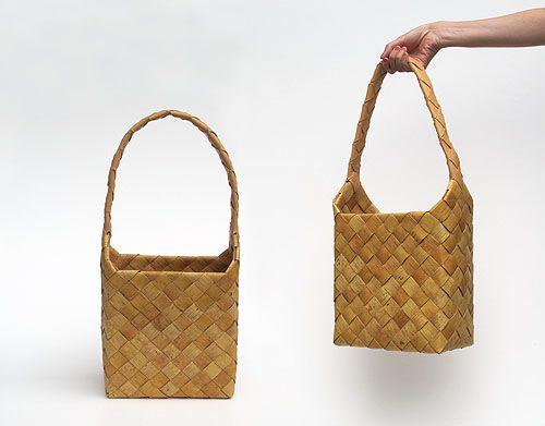 Birch Bag Big from Finland