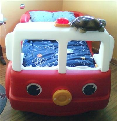 step 2 fire truck toddler bed | for the home | pinterest | truck