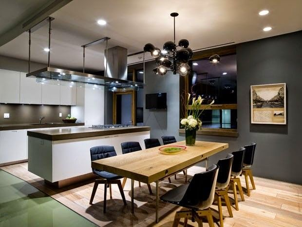 Dinning Room Greenwich Street Penthouse With NY Skyline Views Part 48